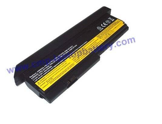 1year warranty replacement laptop battery for LENOVO ThinkPad X200 X200s 43R9254 43R9255 ASM 42T4537