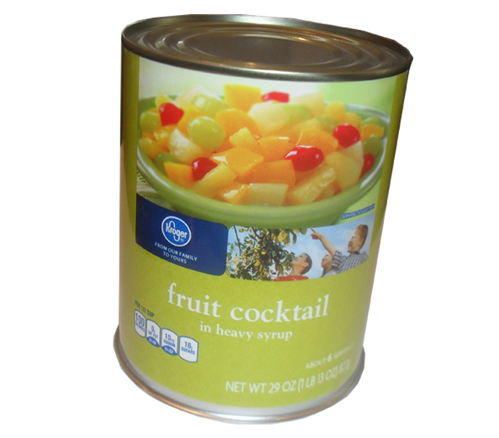 Mixed fruit can FX-NX-04
