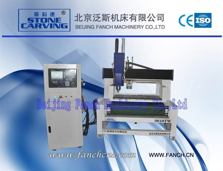 Offer 600x1000mm Stone Engraving Machine Jade Router