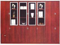 kitchen counter and bed wardrobe