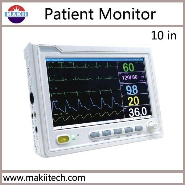 Multi Parameter Portable Patient Monitor