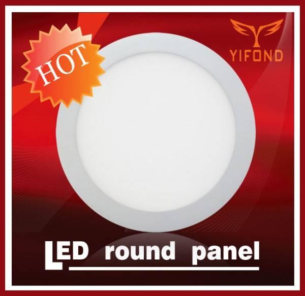 led round panel flat ceiling light high energy-saving