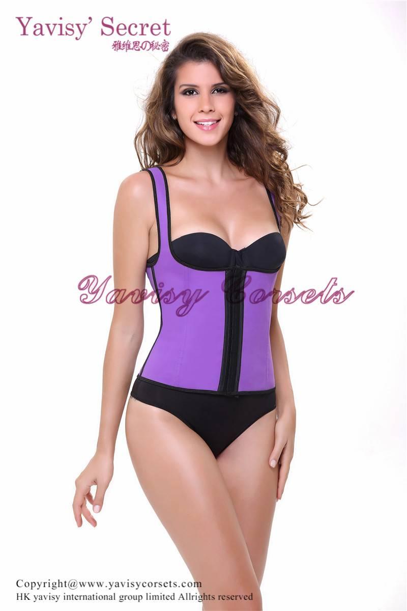Women slimming apparel slimming vest body shaper