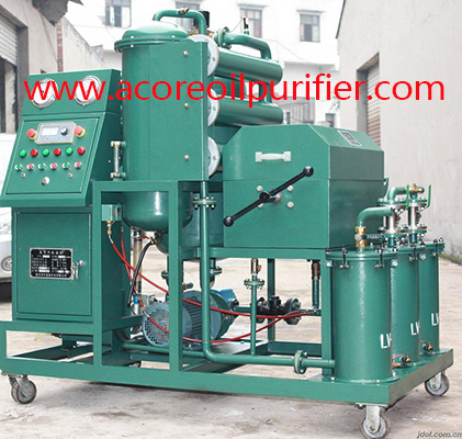 Used Cooking Oil Filtration Processing System