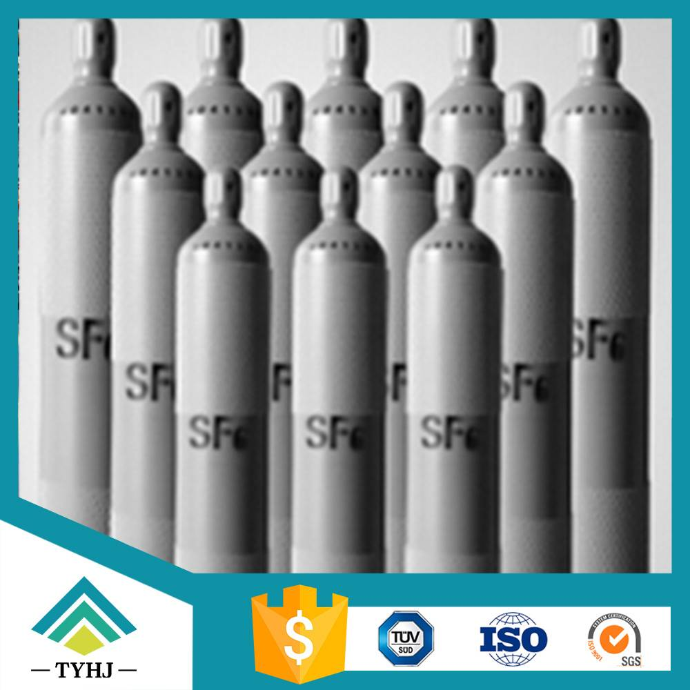 Sell High Quality Sulfur Hexafluoride(SF6)