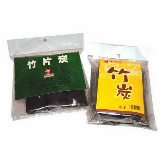Bamboo charcoal slice
