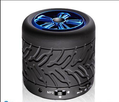 wheel bluetooth speaker