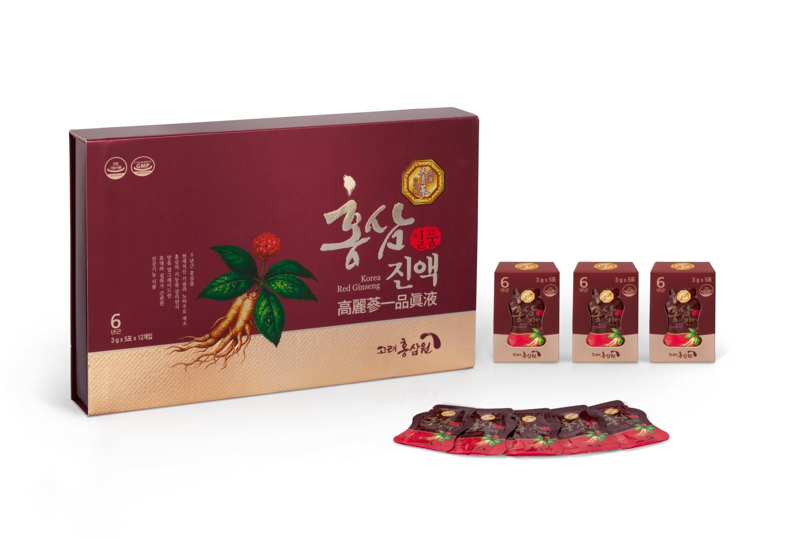 Korea Ginseng products