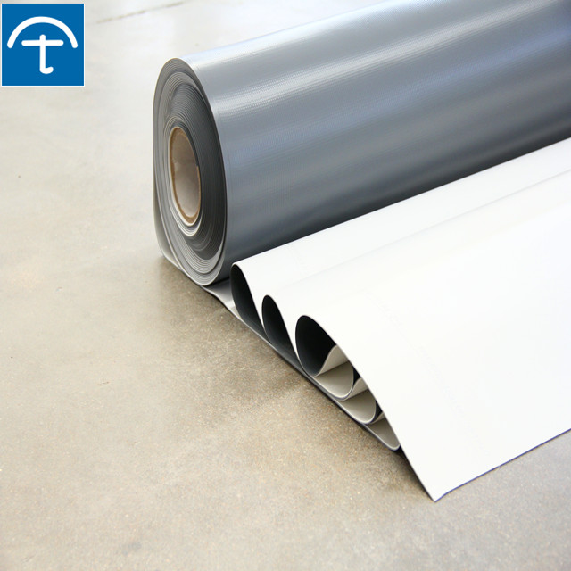 Sell CE certificated high quality polyvinyl chloride roofing membrane for metal roof