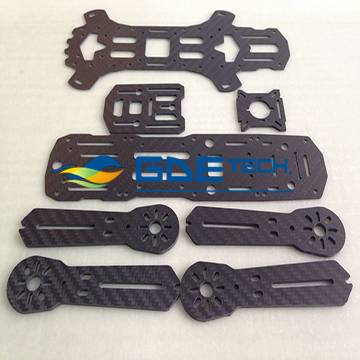 custom cnc carbon fiber sheet,carbon fiber plate cutting