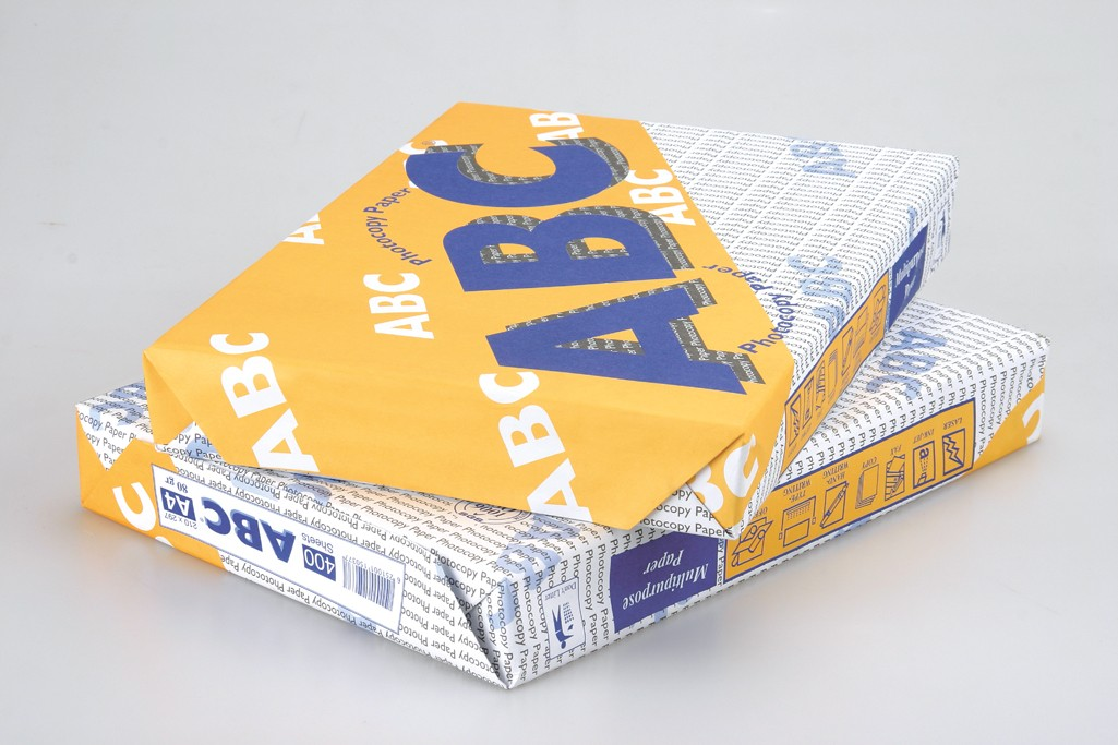 100% Wooden Pulp Office Double A White A4 Copy Paper 80 GSM 210mm X 297mm Cheap Price