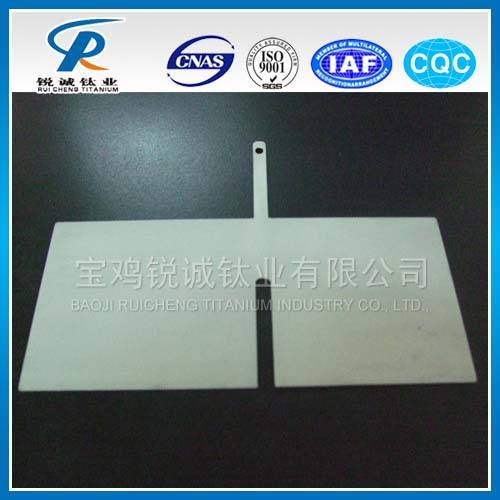 Platinum Oxide Titanium Anode Sheet