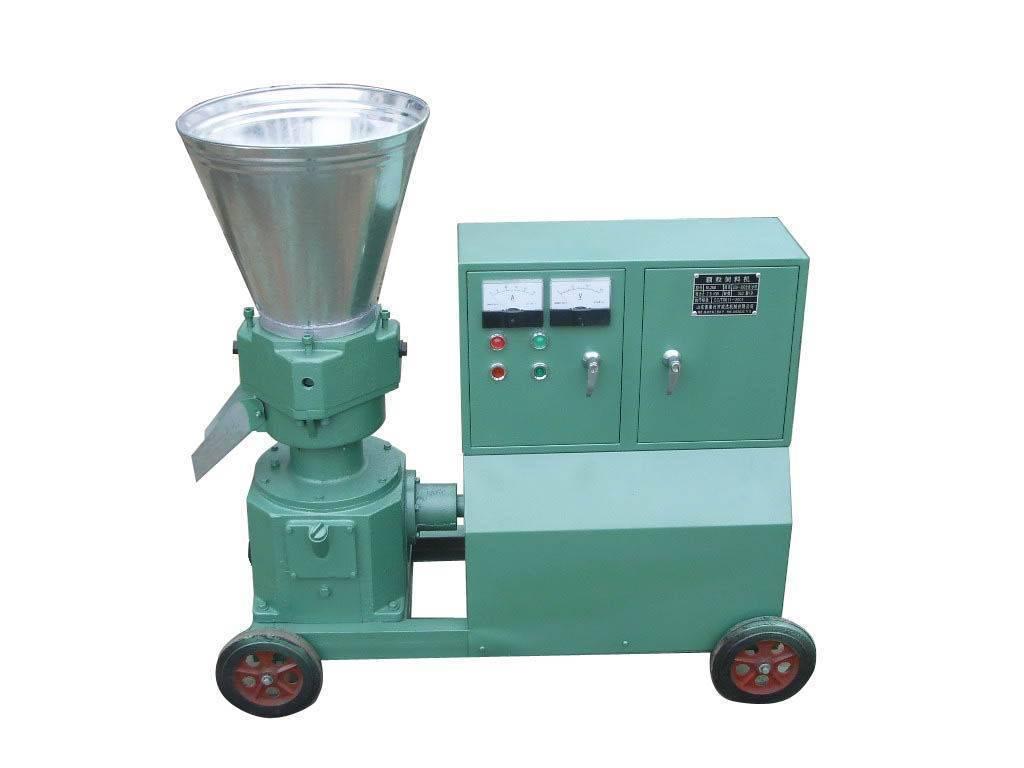 SELL wood pellet mill, diesel pellet mill