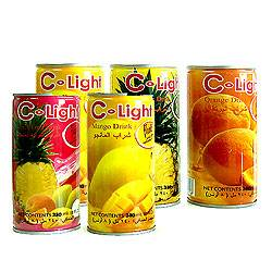 Sell Canned Fruit Juice 24x330 ml.