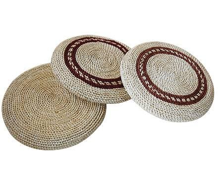 straw mats/cushion