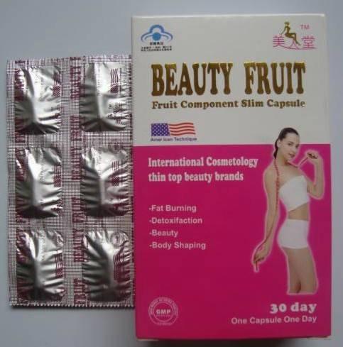 Beauty Fruit Component Beauty Slim Capsule