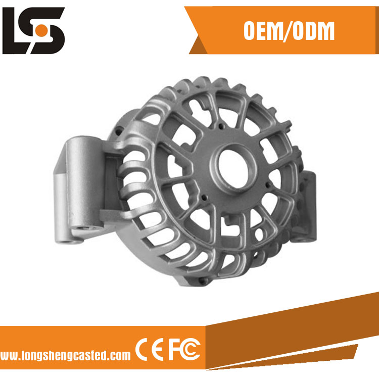 Aluminum Casting Parts for Automotive and Motorcycle