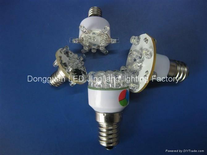 E14 60V LED strobe lamp