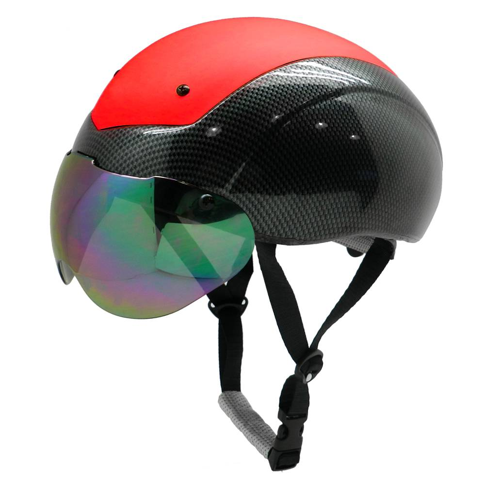 Advanced bike helmet