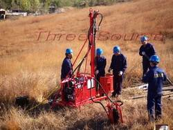 TSP-70 man portable drilling rig