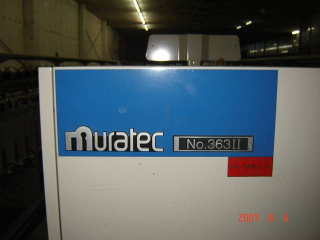 MURATTECH TWO FOR ONE COTTON 1993