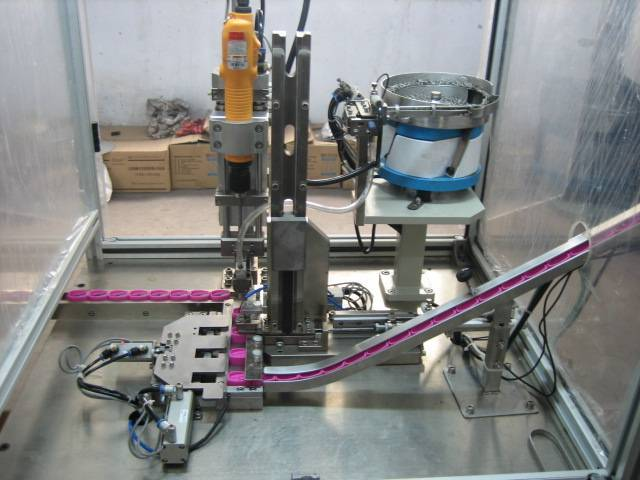 pencil sharpener assembly machine