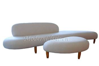 Hotel/Living Room Furniture Isamu Noguchi Freeform Sofa