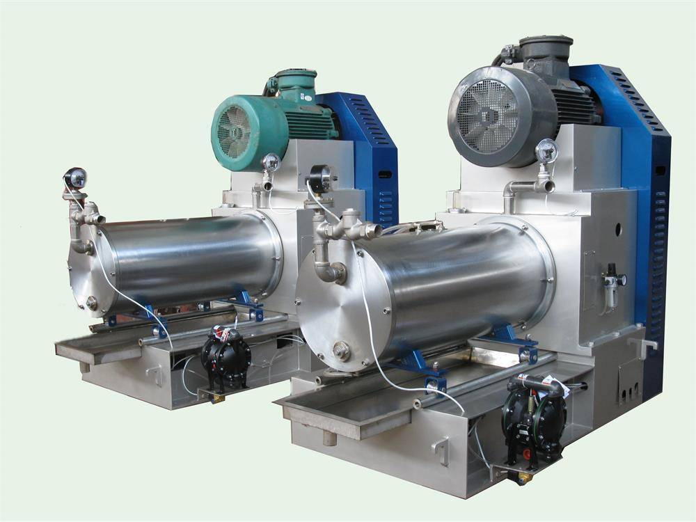 Mass Paint Production Horizontal Bead Mill (RSM-Series)