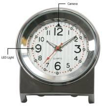 SECRET MINI TABLE CLOCK CAMERA