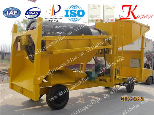 Best Price small scale gold mining equipment