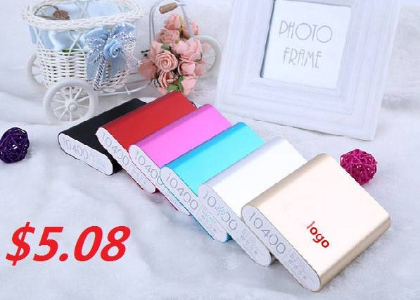 MIUI 18650 Lithium Battery Portable Power Bank for Mobile Phone