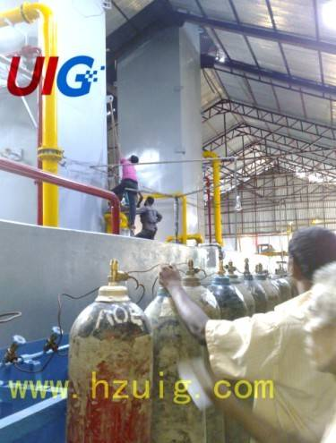 Main technique target of Air Separation Plant/Liquid Nitrogen Plant/ Nitrogen Plant: We can provide