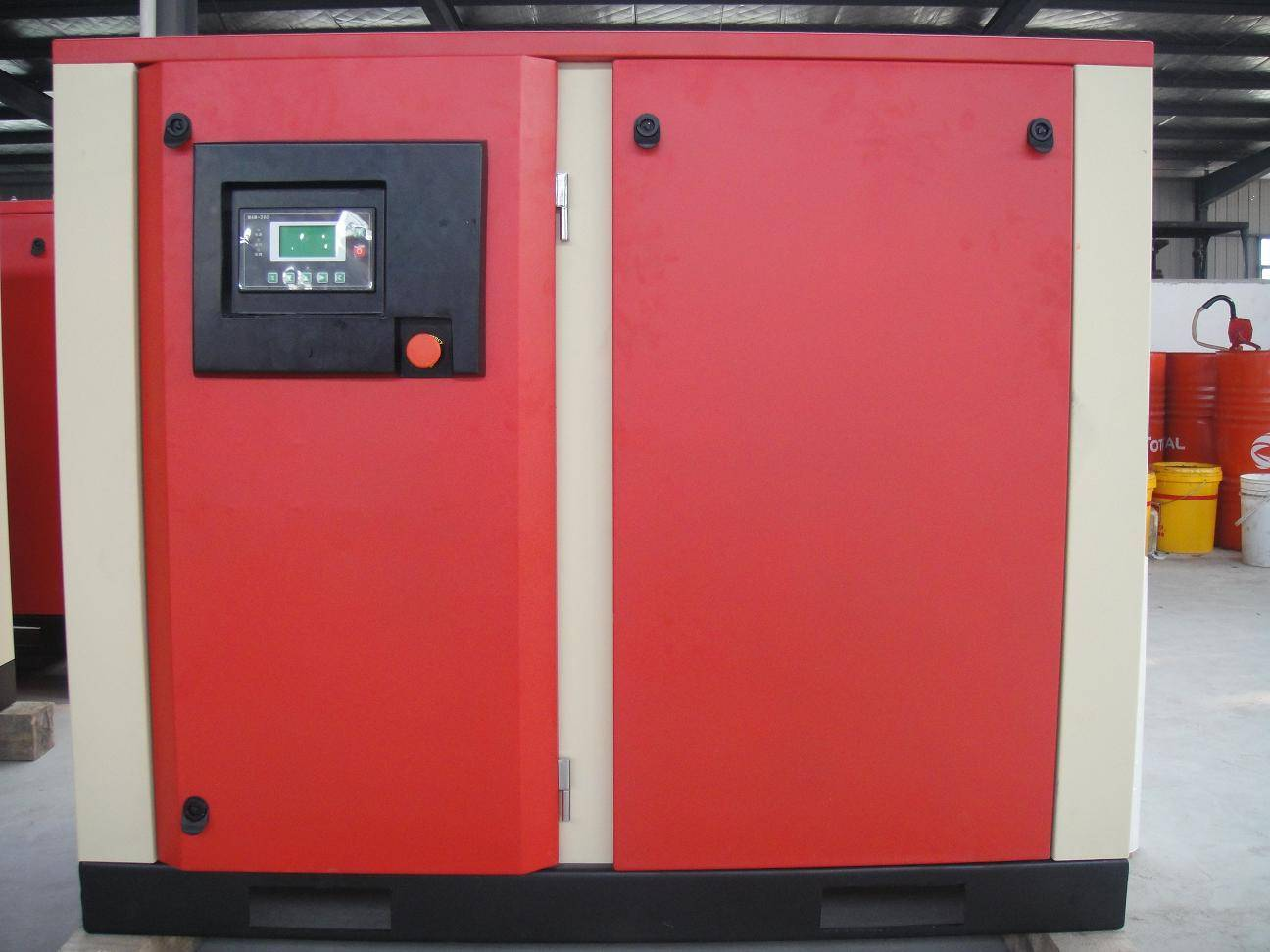 185kw 250hp - Screw Air Compressor with Frequency Converter
