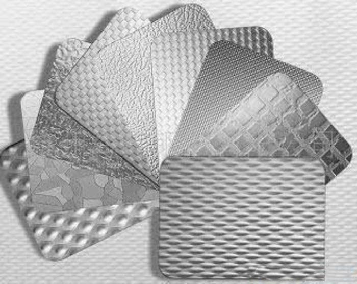 Customized diamond plate