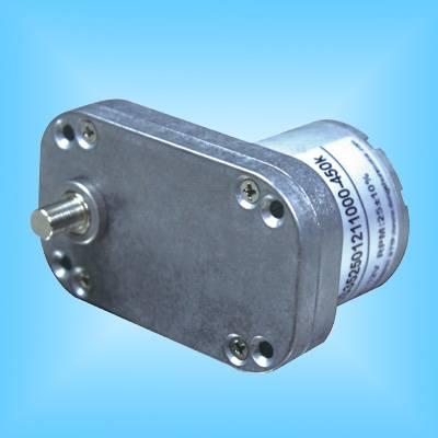RoHs Compliant 65mm dc gear motor 7.5rpm 6kg.cm 12VDC DS65SS528-225K