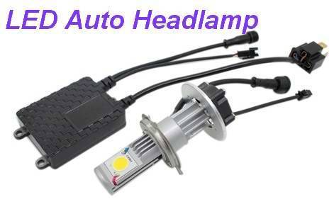 High Power and high brightness LED Car Headlight