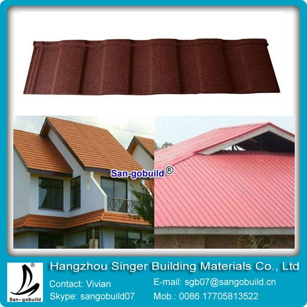 Chinese best Metal roof for zhejiang manufacturer