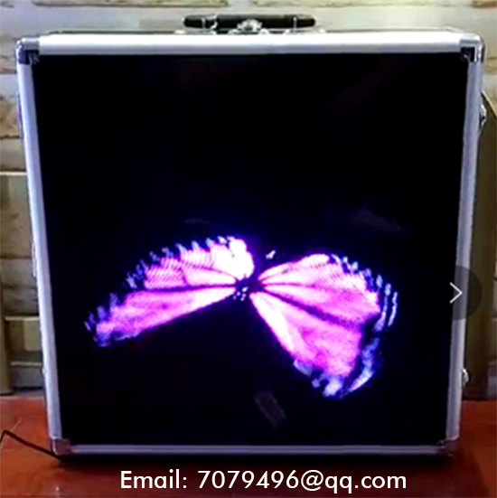 100cm Square Protective Cover (For LED 3D Advertising Display Fan Machine)