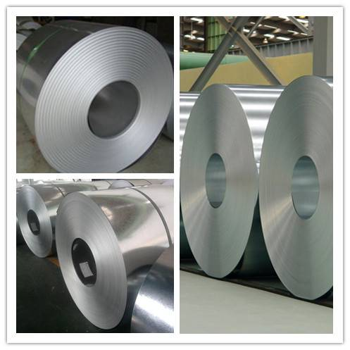 galvalume steel coil in iron sheet galvanized ppgi coils from China
