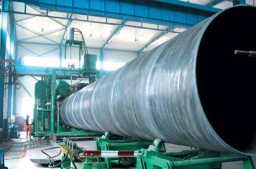 API 5L ssaw steel pipe (Factory )