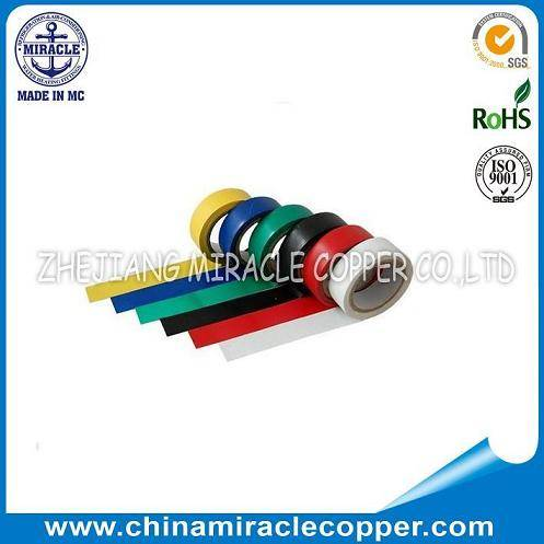 PVC Insulation Electric Colour Tape