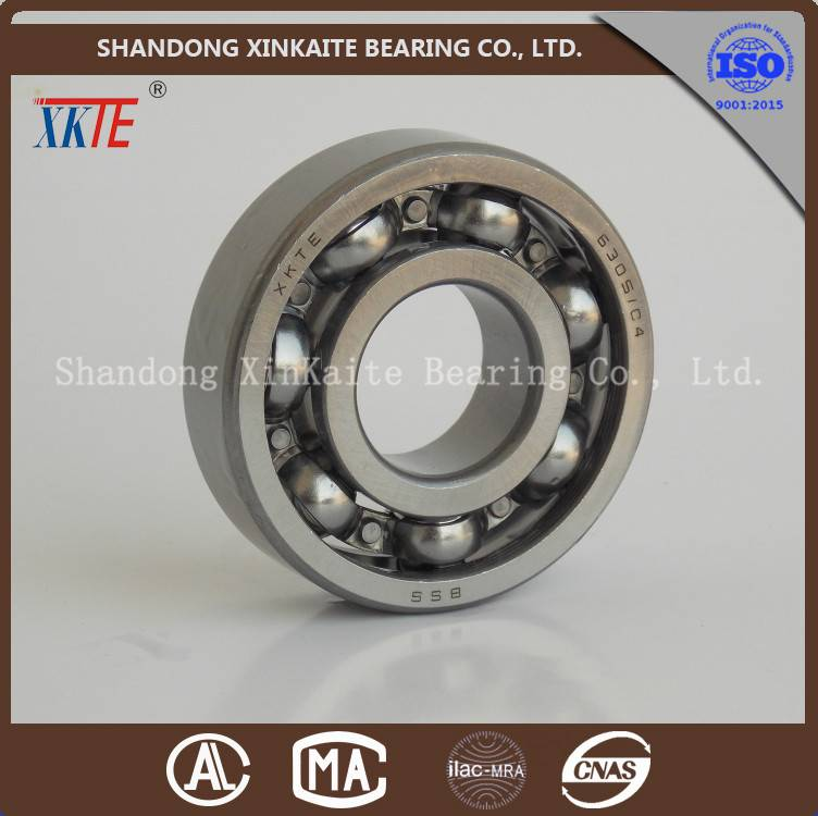 XKTE brand 6305 conveying idler bearing distributor from china bearing manufacture
