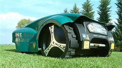 LawnBott LB3510 Lawn Mower