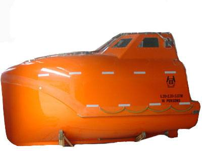 Free Fall Life Boat with high quality for hot sales