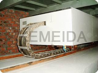 Electromagnetic Stirrer for Melting Furnace