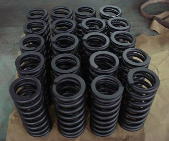 large wire diameter spring