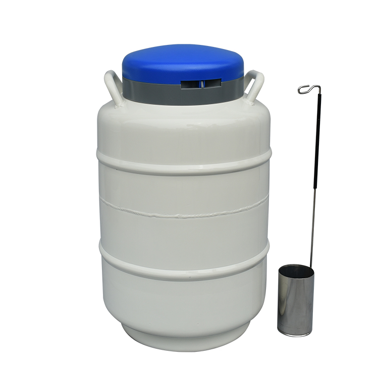 long warranty 15liter liquid nitrogen dewar flask for veterinary