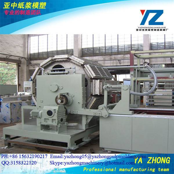 off waste paper Egg Tray Making Machine