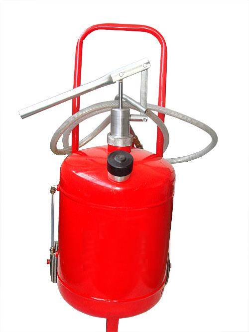 33024 Pneumatic oil dispensers