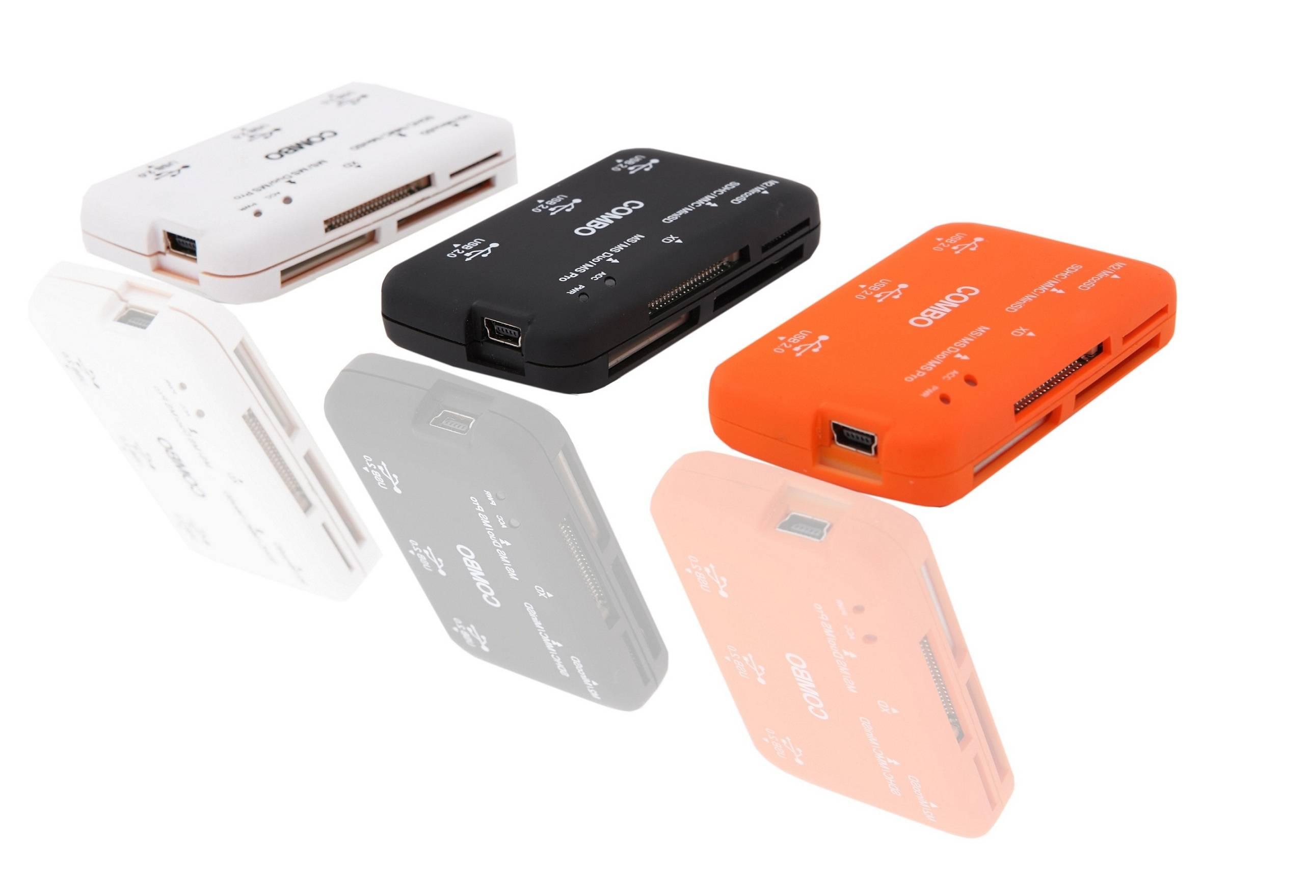 Wholesale USB Hub and Card Reader